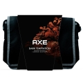 AXE - Coffret 2015 Dark Temptation Eau de toilette + Déodorant + Gel douche + Sacoche Netbook - Tablette