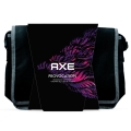 AXE - Coffret 2015 Provocation Eau de toilette + Déodorant + Gel douche + Sacoche Netbook - Tablette
