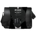 AXE - Coffret 2016 Black Eau de toilette + Déodorant + Gel douche + Sacoche Netbook - Tablette