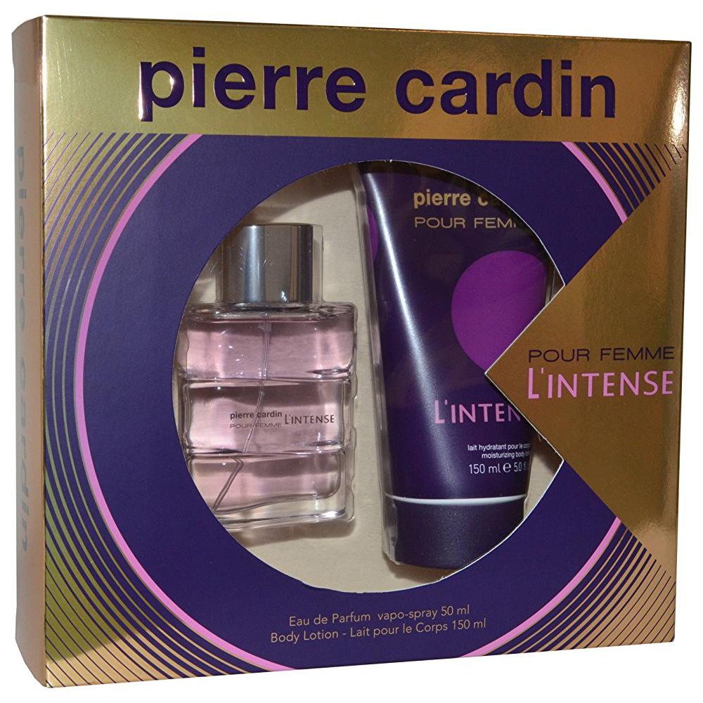 De L'intense ParfumLait Pierre Le Coffret Eau Cardin Pour Femme ZXwOPiTku