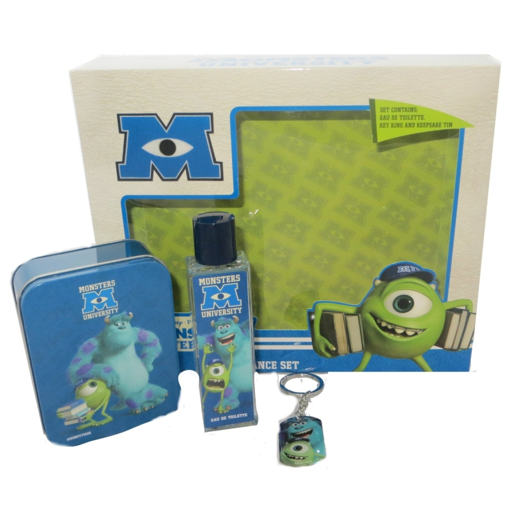 pixar coffret eau de toilette pour enfant monstres. Black Bedroom Furniture Sets. Home Design Ideas