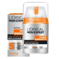 L'OR�AL - Soin hydratant et �nergisant Hydra Energetic Anti Fatigue 24h Men Expert