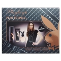 PLAYBOY - Coffret Play It Spicy Eau de toilette + Lotion pour le corps + D�odorant + T-Shirt