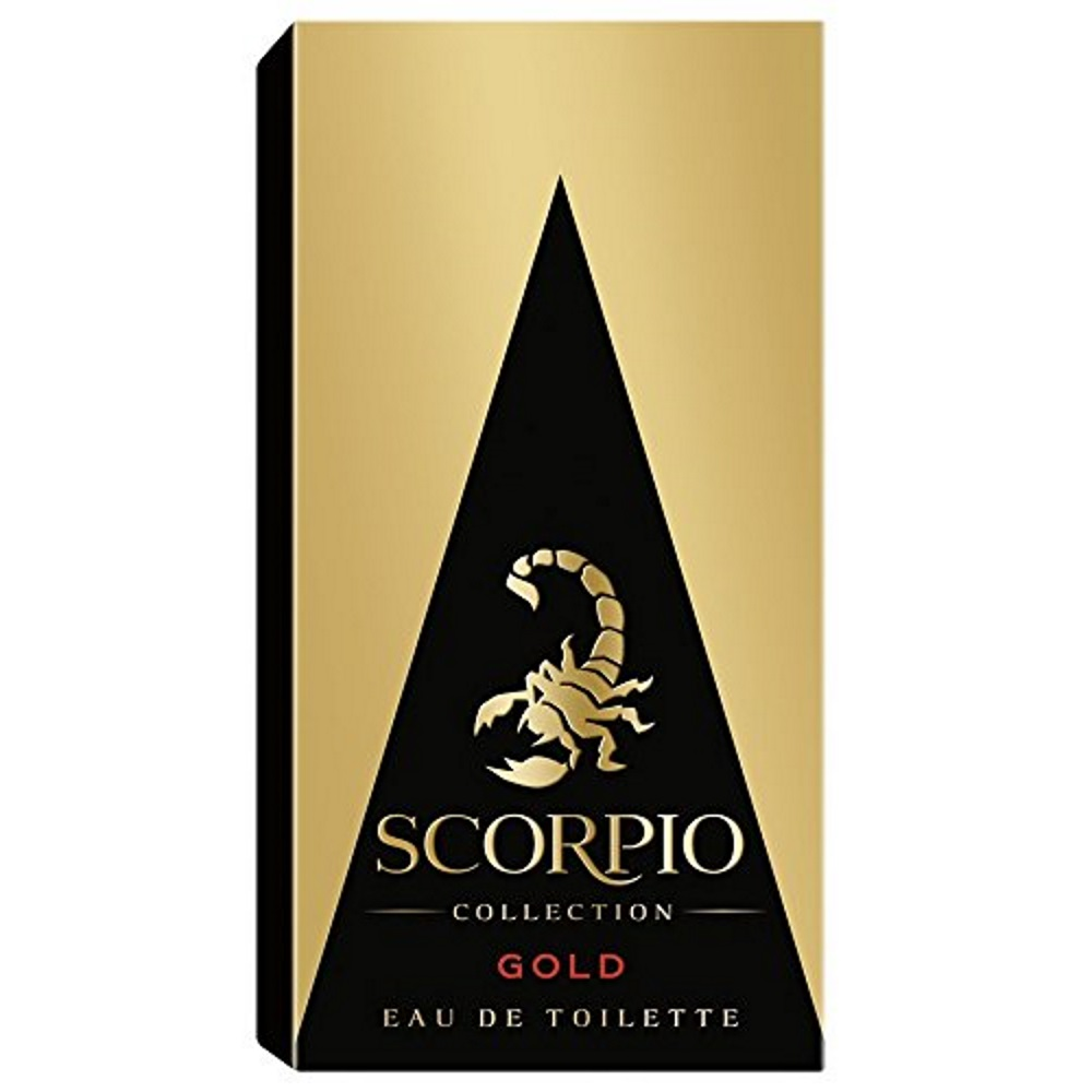 SCORPIO - Scorpio Collection Gold Eau de Toilette 75 ml