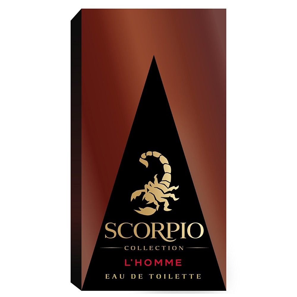 SCORPIO - Scorpio Collection L'Homme Eau de Toilette 75 ml